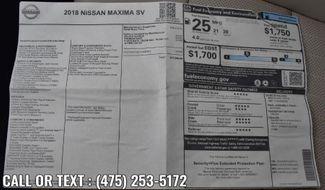 2018 Nissan Maxima SV Waterbury, Connecticut 34