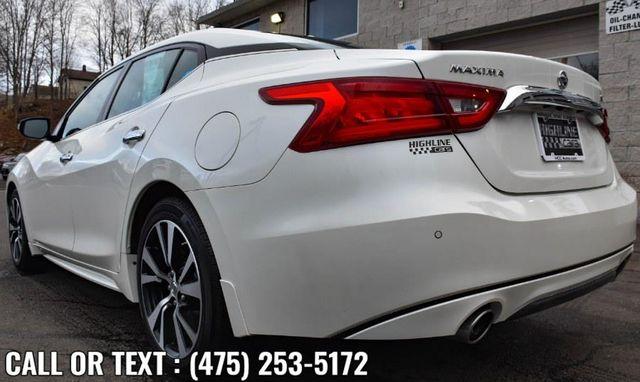 2018 Nissan Maxima SV Waterbury, Connecticut 3