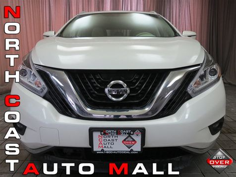 2018 Nissan Murano Platinum in Akron, OH