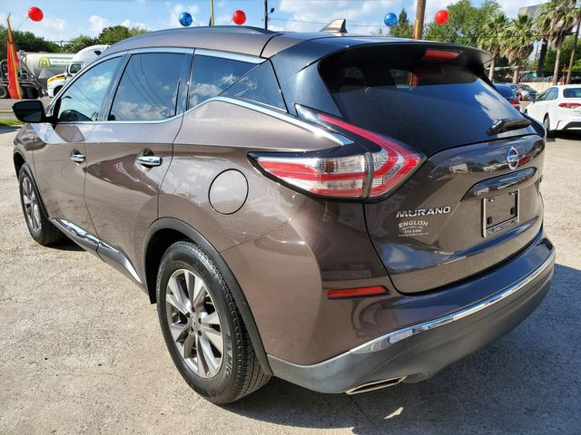 2018 Nissan Murano SV in Brownsville, TX 78521