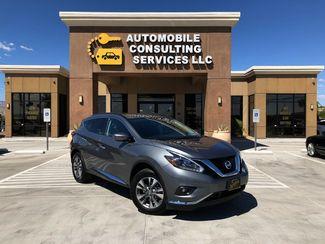 2018 Nissan Murano SV in Bullhead City Arizona, 86442-6452