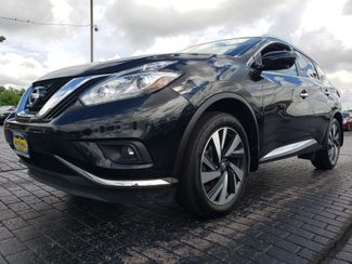 2018 Nissan Murano Platinum | Champaign, Illinois | The Auto Mall of Champaign in Champaign Illinois