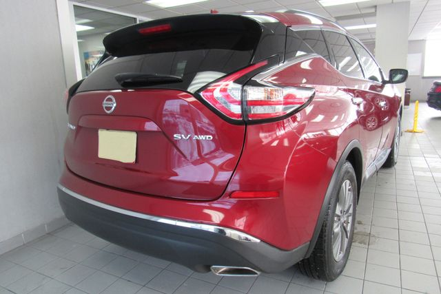 2018 Nissan Murano SV Chicago, Illinois 4