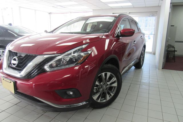 2018 Nissan Murano SV Chicago, Illinois 2
