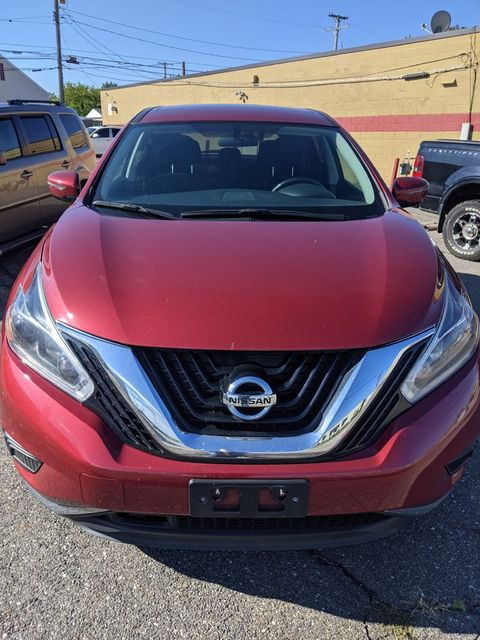 2018 Nissan Murano S in Cleveland, OH 44134