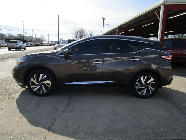 2018 Nissan Murano Platinum Houston, Mississippi 2