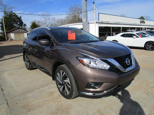 2018 Nissan Murano Platinum Houston, Mississippi 1