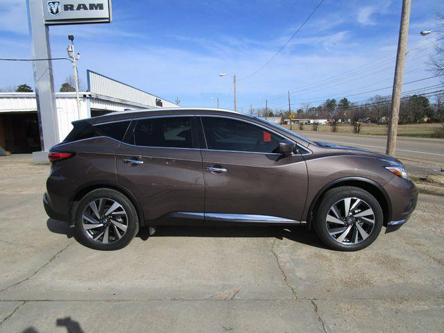 2018 Nissan Murano Platinum Houston, Mississippi 3