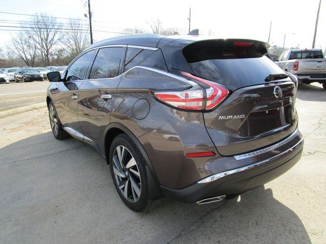 2018 Nissan Murano Platinum Houston, Mississippi 5