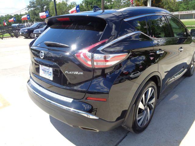 2018 Nissan Murano Platinum in Houston, TX 77075