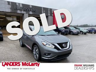 2018 Nissan Murano Platinum | Huntsville, Alabama | Landers Mclarty DCJ & Subaru in  Alabama