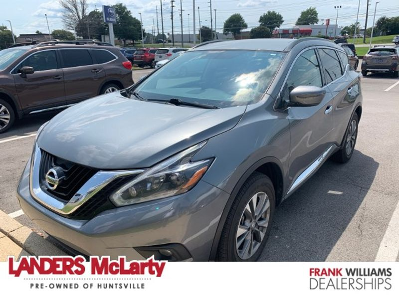 2018 Nissan Murano SV   Huntsville, Alabama   Landers Mclarty DCJ & Subaru in Huntsville Alabama