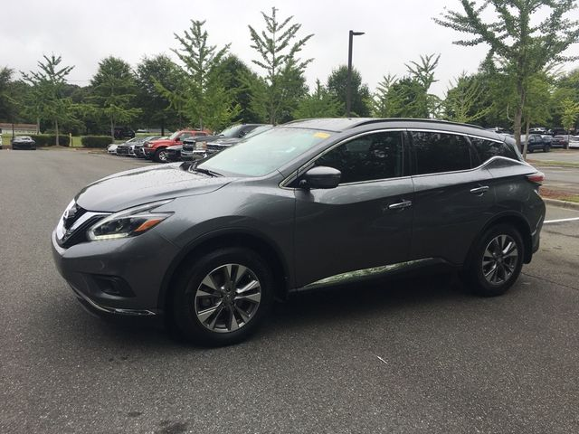 2018 Nissan Murano SV in Kernersville, NC 27284