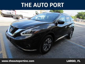 2018 Nissan Murano SV W/NAVI in Largo, Florida 33773