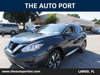 2018 Nissan Murano Platinum W/NAVI in Largo, Florida 33773