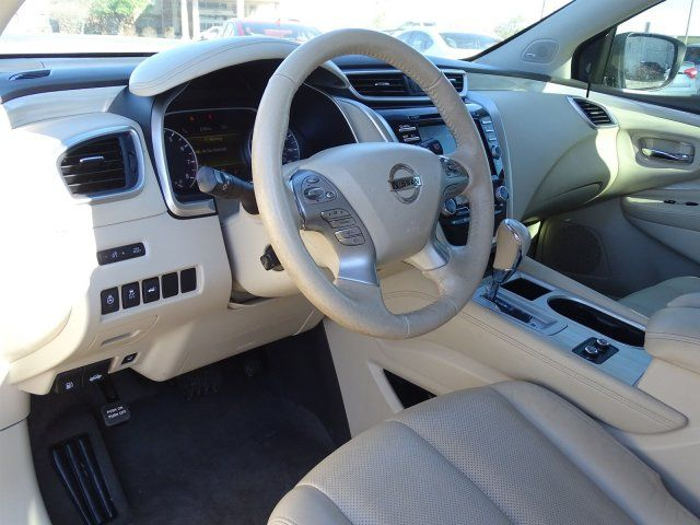 2018 Nissan Murano Platinum in Marble Falls, TX 78654