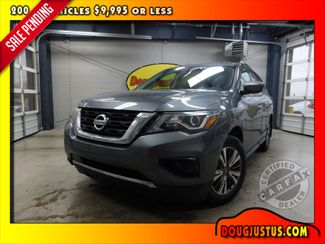 2018 Nissan Pathfinder S in Airport Motor Mile ( Metro Knoxville ), TN 37777