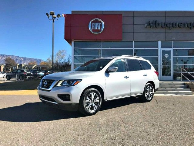2018 Nissan Pathfinder SV in Albuquerque New Mexico, 87109