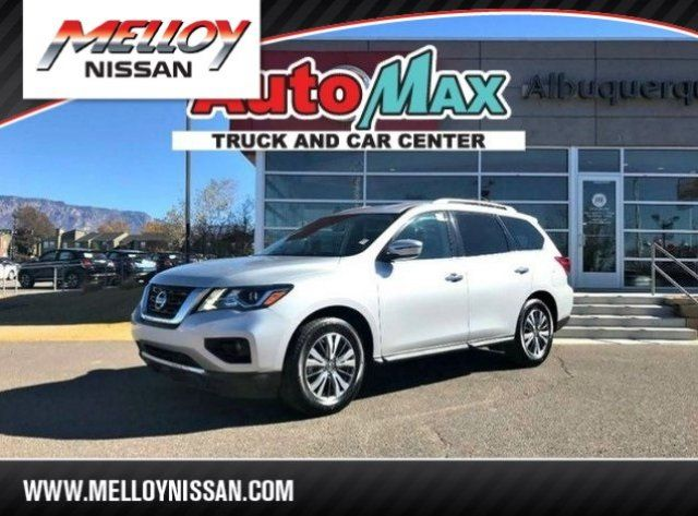 2018 Nissan Pathfinder SV in Albuquerque, New Mexico 87109
