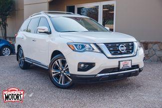 2018 Nissan Pathfinder Platinum in Arlington, Texas 76013