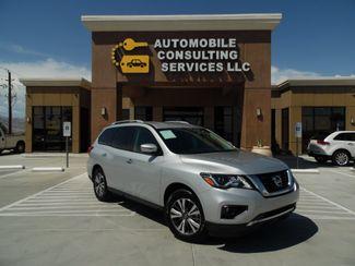 2018 Nissan Pathfinder SV in Bullhead City Arizona, 86442-6452