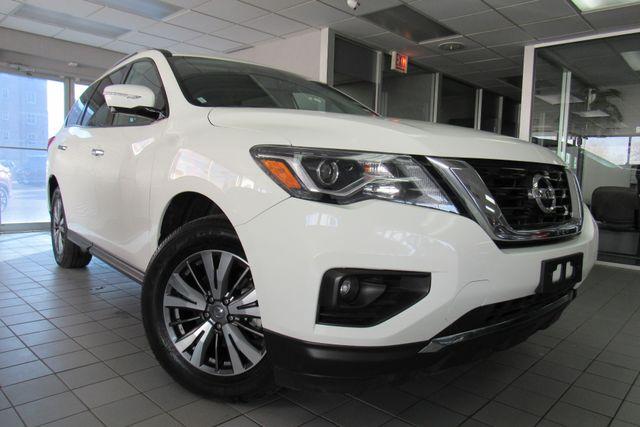 2018 Nissan Pathfinder SL Chicago, Illinois
