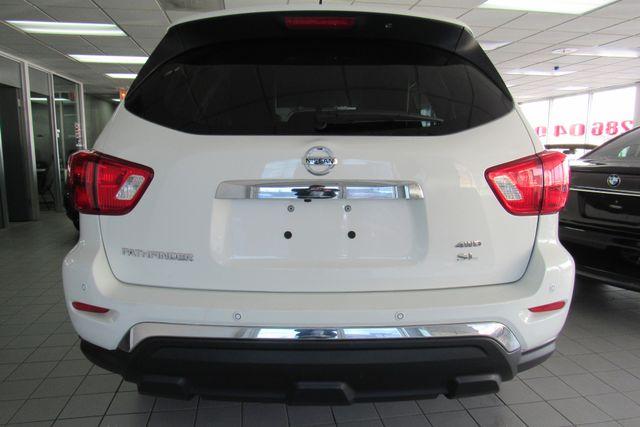 2018 Nissan Pathfinder SL Chicago, Illinois 4