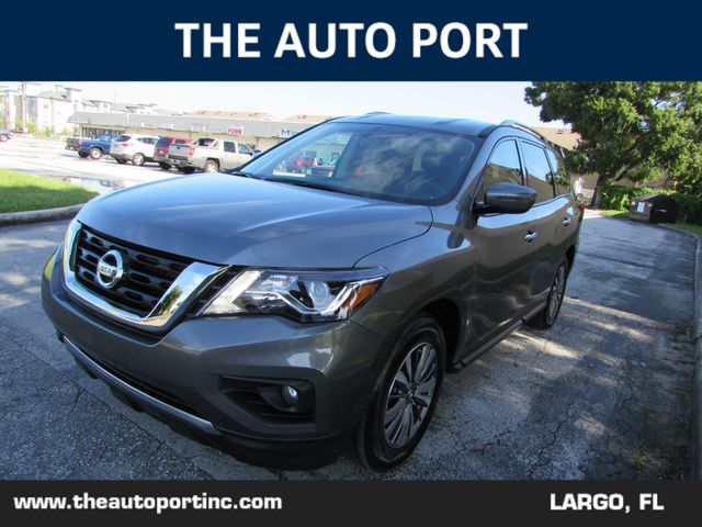 2018 Nissan Pathfinder SV in Clearwater Florida, 33773