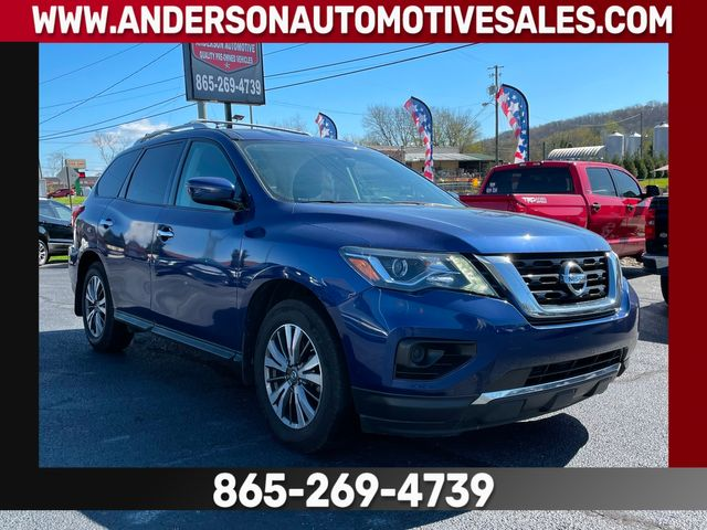 2018 Nissan Pathfinder S in Clinton, TN 37716