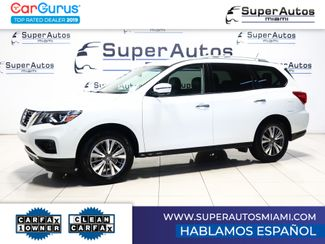 2018 Nissan Pathfinder SL with 3rd Row Seats in Doral, FL 33166
