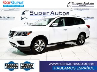 2018 Nissan Pathfinder SV All-Wheel Drive with 3rd Row Seats in Doral, FL 33166
