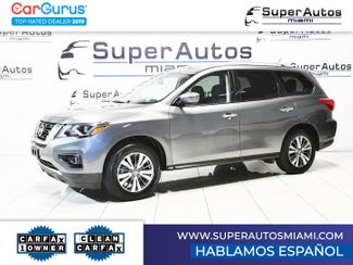 2018 Nissan Pathfinder SV All Wheel Drive with 3rd Row Seats in Doral, FL 33166