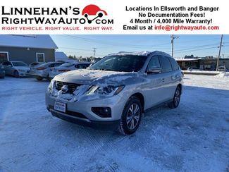 2018 Nissan Pathfinder SV in Bangor, ME 04401