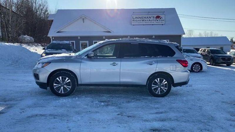 2018 Nissan Pathfinder SV  in Bangor, ME