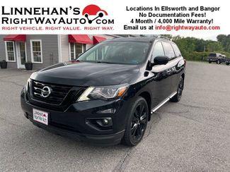 2018 Nissan Pathfinder SL in Bangor, ME 04401