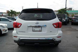 2018 Nissan Pathfinder SV Hialeah, Florida 4