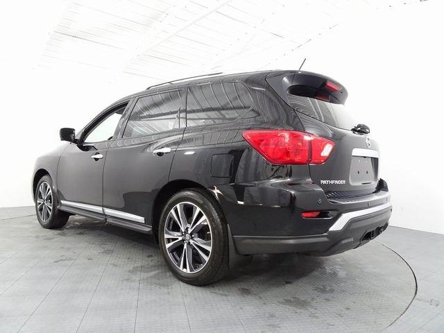 2018 Nissan Pathfinder Platinum in McKinney, Texas 75070