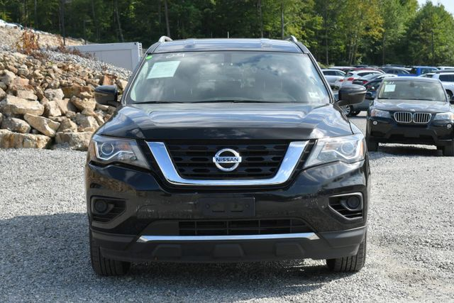 2018 Nissan Pathfinder S Naugatuck, Connecticut 7