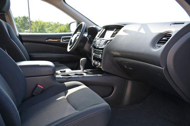 2018 Nissan Pathfinder S Naugatuck, Connecticut 8