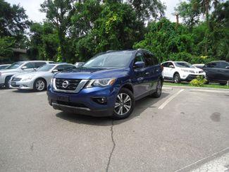 2018 Nissan Pathfinder SL TECH PKG. NAVIGATION SEFFNER, Florida 6