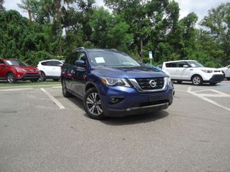 2018 Nissan Pathfinder SL TECH PKG. NAVIGATION SEFFNER, Florida 9