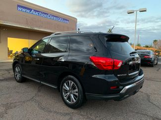 2018 Nissan Pathfinder SL 3 MONTH/3,000 MILE NATIONAL POWERTRAIN WARRANTY Mesa, Arizona 2