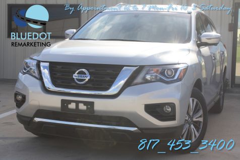 2018 Nissan Pathfinder SL | NAVIGATION-BLIND SPOT- LEATHER-TECH-WARRANTY~ in Mansfield, TX