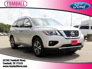2018 Nissan Pathfinder SV in Tomball, TX 77375