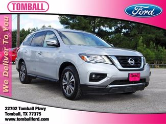 2018 Nissan Pathfinder SL in Tomball, TX 77375
