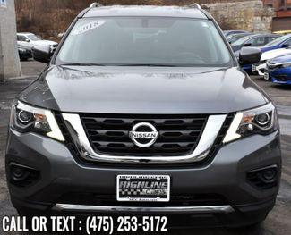 2018 Nissan Pathfinder S Waterbury, Connecticut 7