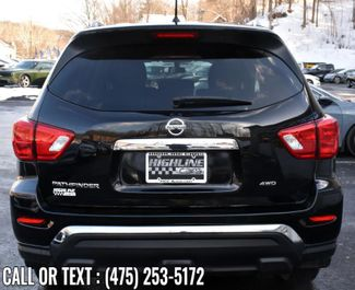 2018 Nissan Pathfinder S Waterbury, Connecticut 3