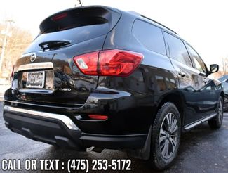 2018 Nissan Pathfinder S Waterbury, Connecticut 4