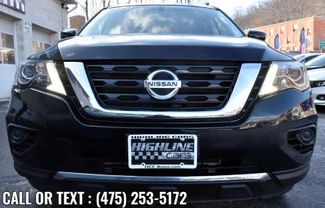 2018 Nissan Pathfinder S Waterbury, Connecticut 7