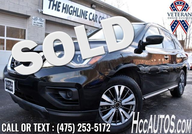 2018 Nissan Pathfinder S Waterbury, Connecticut